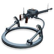 Lewis Machine Gun 3d model