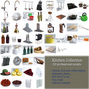 Kitchen_Col.rar 3d model