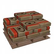 worki cementowe 3d model