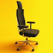 Vitra Headline chair 3d model