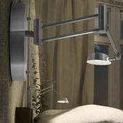 Desk Lamp Lampara de escritorio 3d model
