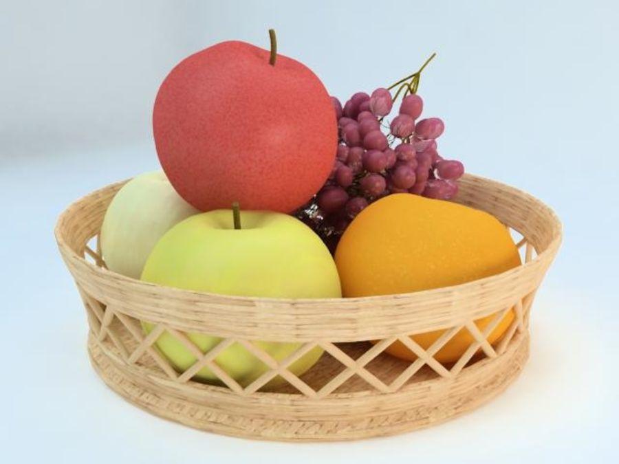 Fruit Fruta royalty-free 3d model - Preview no. 2