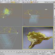 nguni_cow_skin_hide.rar 3d model