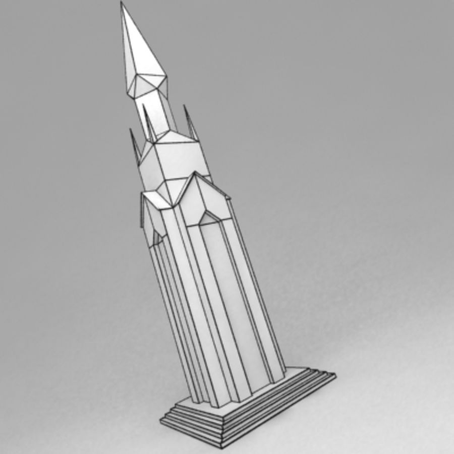 Magic_tower.max royalty-free 3d model - Preview no. 6