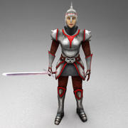 Woman_warrior2.max 3d model