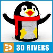 Coffre à jouets de 3DRivers 3d model