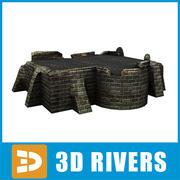 3DRivers의 지하실 3d model