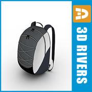 Ryggsäck 01 av 3DRivers 3d model
