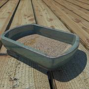 Bonsai Pot 1 3d model