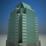 Morgan Stanley Building by dddfantast 3d model