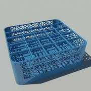 自助餐厅Glass Holder.zip 3d model