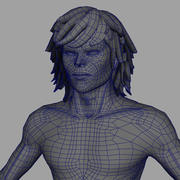 action_character.zip 3d model
