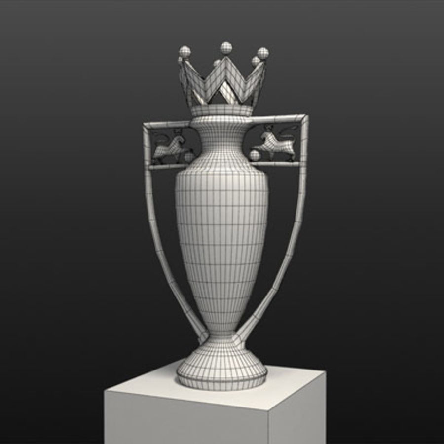 Premiere league by 3DRivers royalty-free 3d model - Preview no. 4