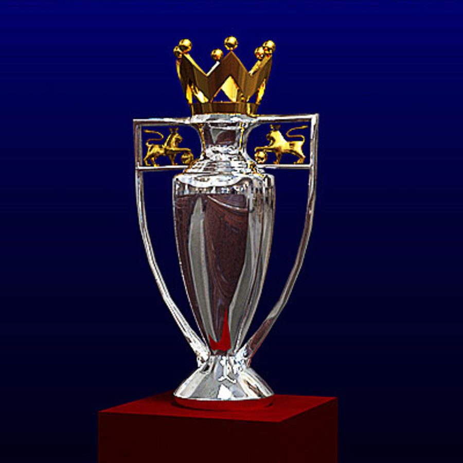 Premiere league by 3DRivers royalty-free 3d model - Preview no. 3