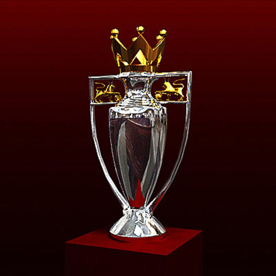 Premiere league by 3DRivers royalty-free 3d model - Preview no. 2