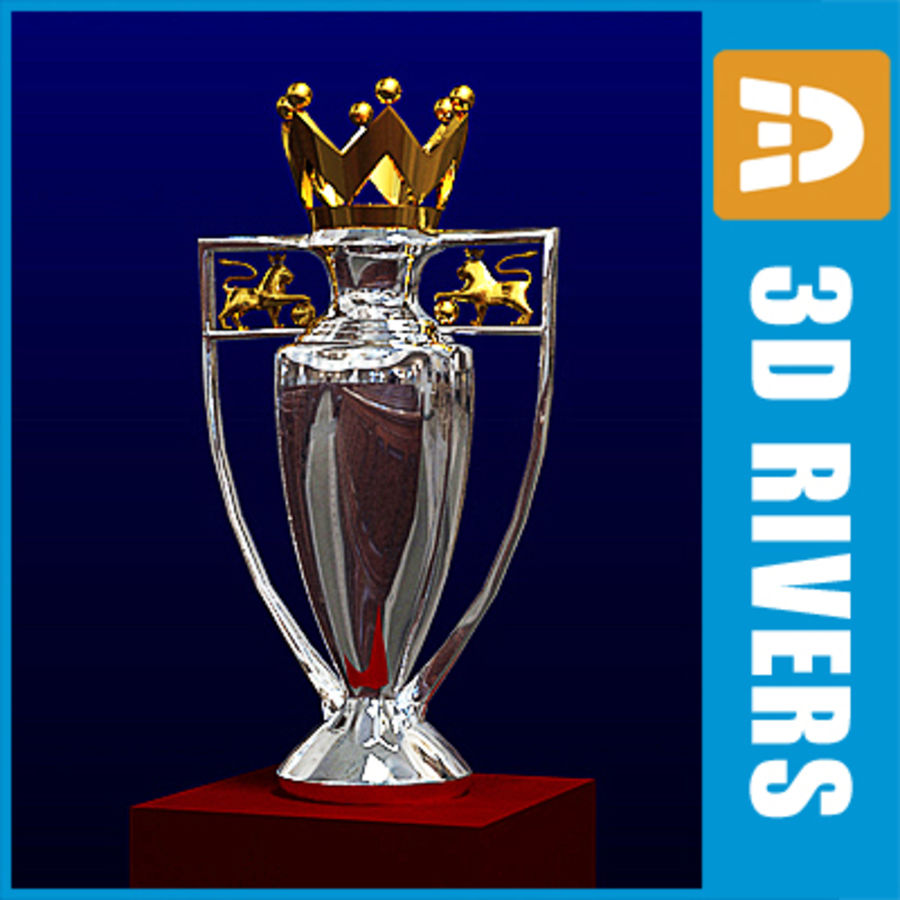 Premiere league by 3DRivers royalty-free 3d model - Preview no. 1