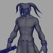 demon_figure.zip 3d model