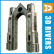 Big arch by 3DRivers 3d model