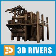 Winda kopalniana przez 3DRivers 3d model