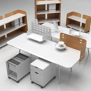 Vitra ATM office set 3d model