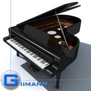 3D Grand Piano.zip 3d model