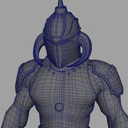 death_dealer_character.zip 3d model