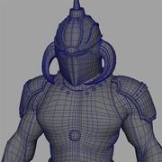 death_dealer_character 3d model