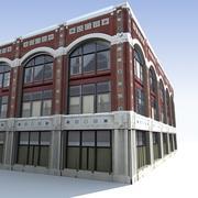Building_102 3d model