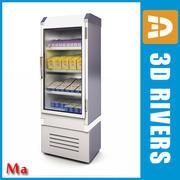Freezer 04 milk v1 by 3DRivers 3d model