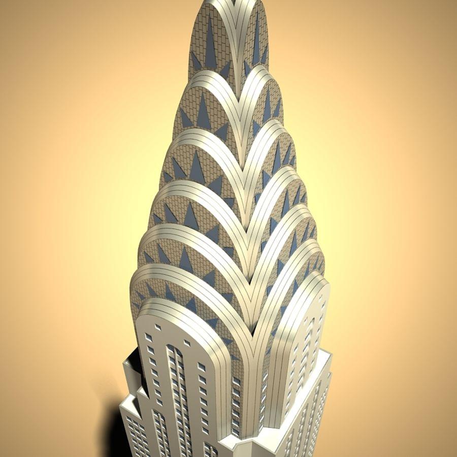 Chrysler buduje dddfantast royalty-free 3d model - Preview no. 3