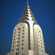 Edifício Chrysler por dddfantast 3d model