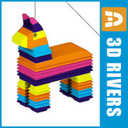 Pinata von 3DRivers 3d model
