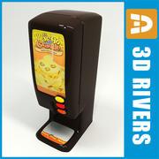 Distributeur automatique de Nacho par 3DRivers 3d model