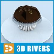 Cake 22 di 3DRivers 3d model
