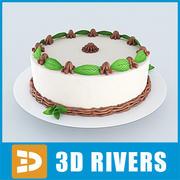 Cake 02 di 3DRivers 3d model