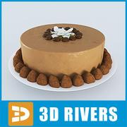 Cake 03 di 3DRivers 3d model