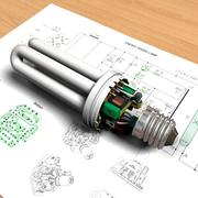Energy_saving_lamp.zip 3d model
