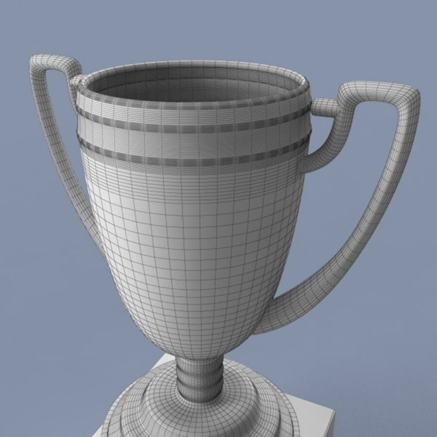 Trophy royalty-free 3d model - Preview no. 6