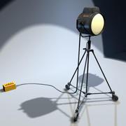 Studio Lamp 01 3d model