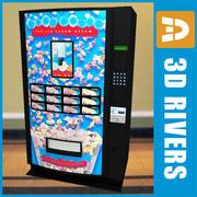 Máquina de venda automática de sorvetes by 3DRivers 3d model
