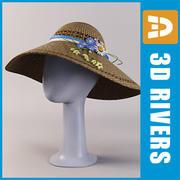 3DRivers의 부활절 보닛 3d model