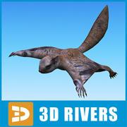 Flygande ekorre av 3DRivers 3d model