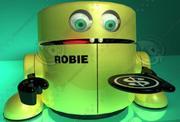 Robie Bank 3d model