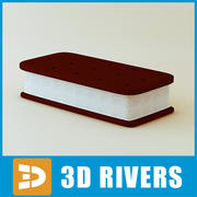 Eiscreme 13 von 3DRivers 3d model