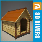 Kennel by 3DRivers 3d model