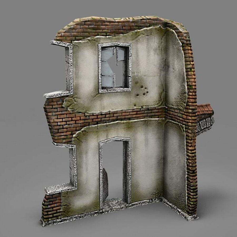 Ruina B royalty-free 3d model - Preview no. 4