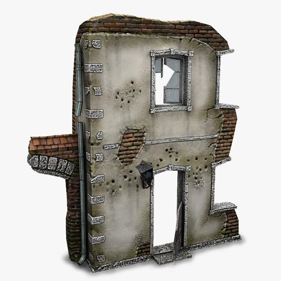 Ruina B royalty-free 3d model - Preview no. 1