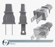 Outlet Plug 3d model