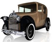 Oldtimer 3d model