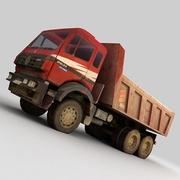 대표성 트럭 _002 3d model